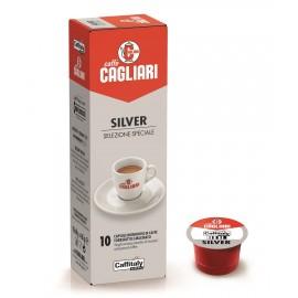 10 Capsule Cagliari Silver Caffitaly