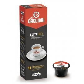 10 Capsule Cagliari Elite bio 100 % arabica Caffitaly