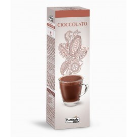 10 Capsule Ecaffè Cioccolato Caffitaly
