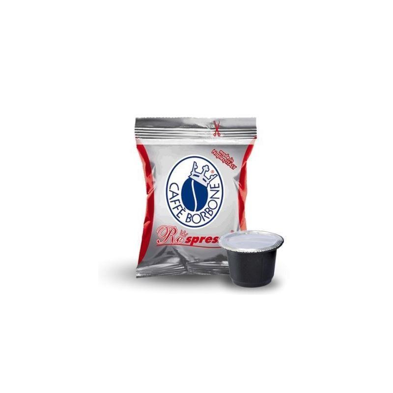Pop Caffe Naos miscela .4 DEKA 50 capsule compatibili Nespresso