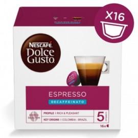 16 Capsule Espresso...