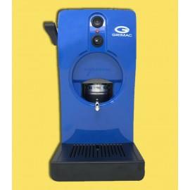 Tube Family Grimac Colore Blu Macchina da caffè a Cialde ESE 44 mm.