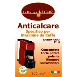 DECALCIFICANTE PER MACCHINE DA CAFFE' 300 ml.