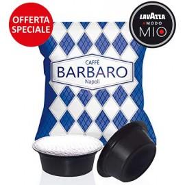 100 Capsule Compatibili A Modo Mio Caffè Barbaro (CREMOSO NAPOLI)
