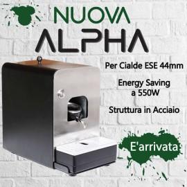 MACCHINA CAFFE' A CIALDE  44 MM. ALPHA PANAFE' COMMERCIALE ADRIATICA